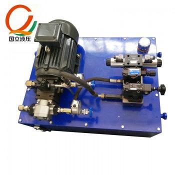 橡胶机械液压系统