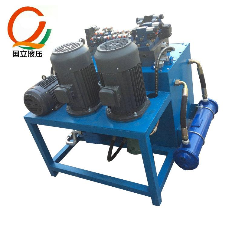 塑料机械液压系统