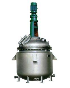 不锈钢反应釜7