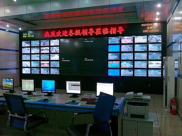 电视墙 (2)