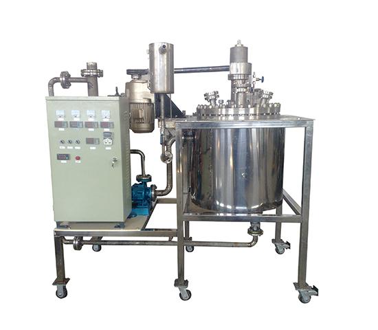 10L中試氫化反應釜