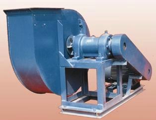 Y5-48型锅炉风机