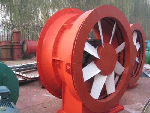 K65系列矿井风机