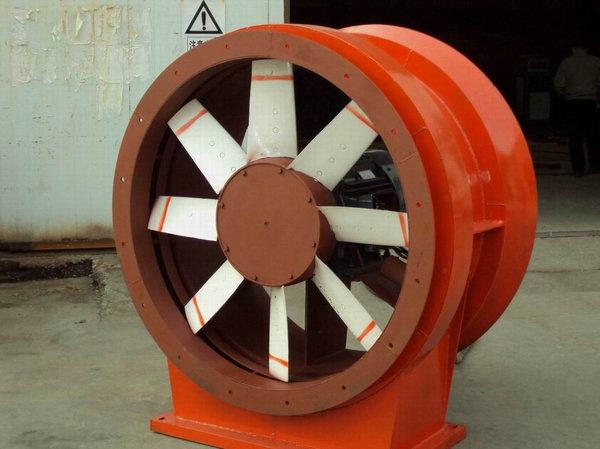 K系列矿用节能风机