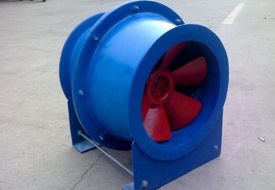 SJG型斜流风机