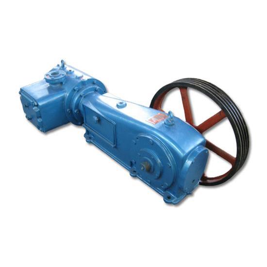 W、WY系列卧式往复式真空泵