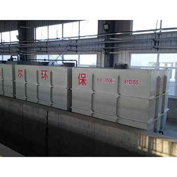MBR污水處理設備