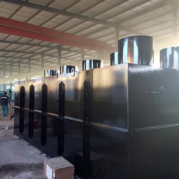 大型屠宰污水�处理设备