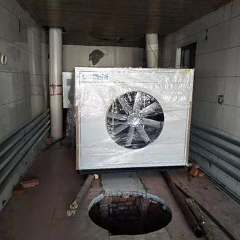 热泵烘干除湿一体机