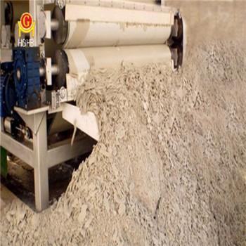 洗砂泥浆汙泥脫水機