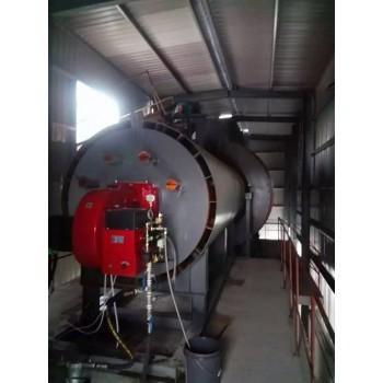 燃气热风炉