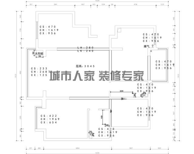 烟台明珠山庄莱山装修公司02