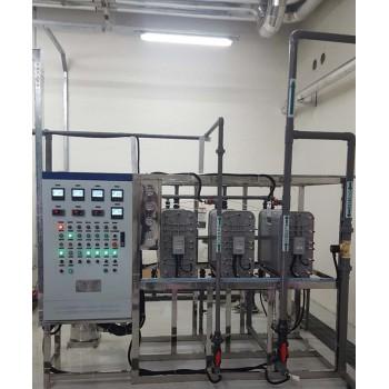 电迁移除盐EDI装置