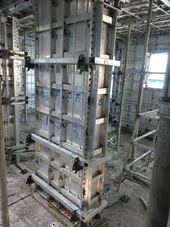 建筑铝模板拉片3