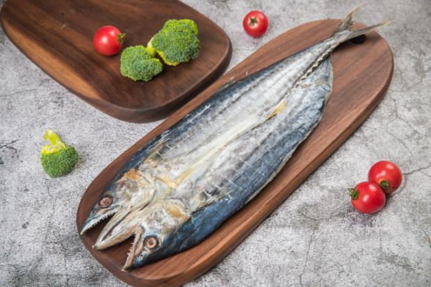 一卤鲜鲅鱼