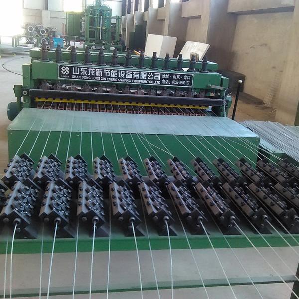 鋼網焊接機組生產線 (1)