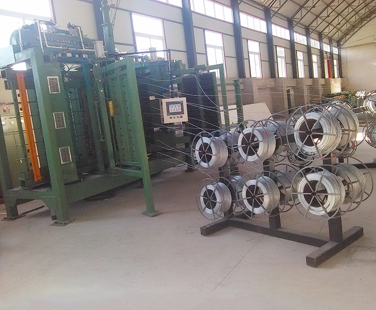 3D板鋼絲網架輕質夾芯板舒樂舍板泰柏板生產線 (2)