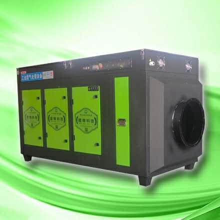 光氧活性炭工业废气处理设备2