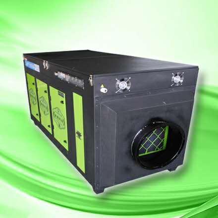 光氧活性炭工业废气处理设备4
