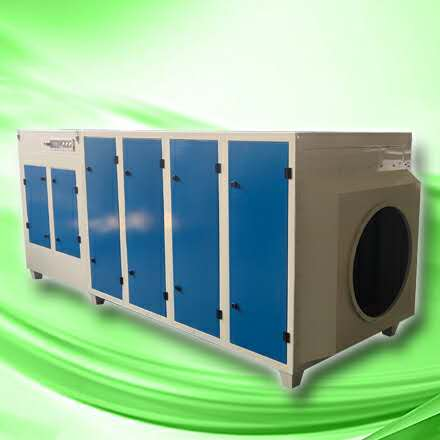光氧活性炭工业废气处理设备5