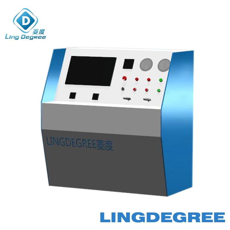 铝扁管水压试验机