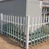 PVC草坪护栏1