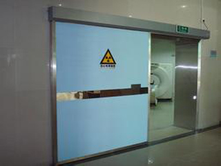 射线防护门