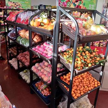 烟台水果货架