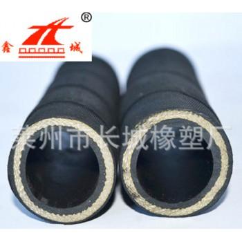 长城胶管钢丝编织喷砂机用喷砂胶管(大连,济南,安顺)