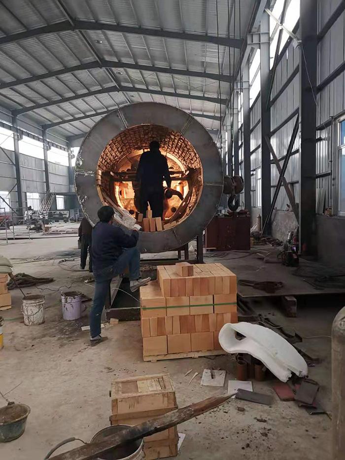 燃气热风炉 (3)