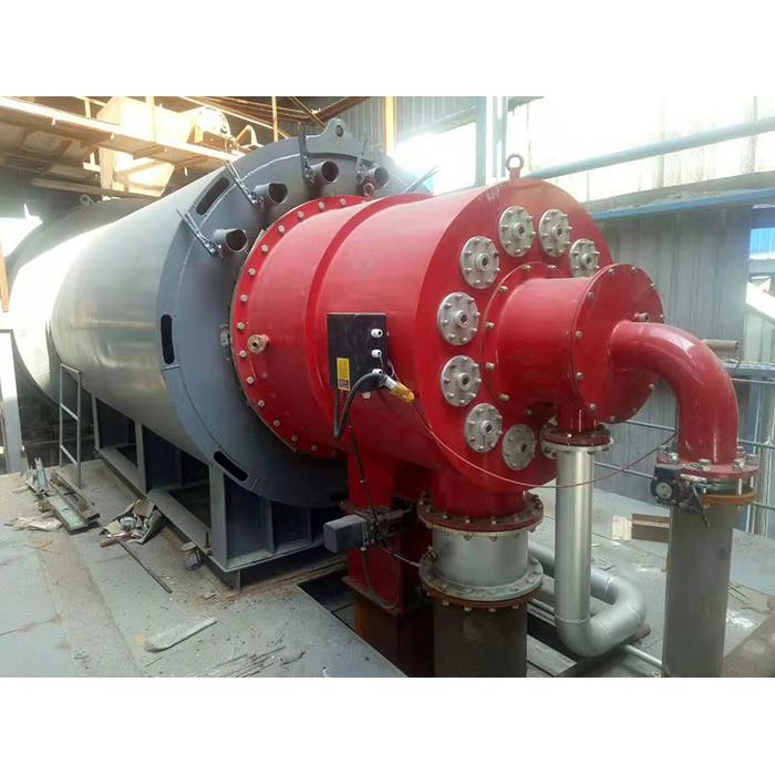 燃气炉热风炉