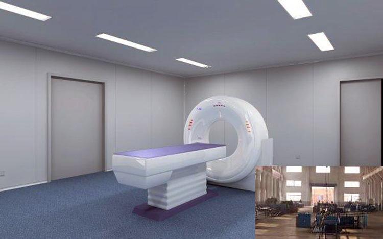 医院防辐射CT室
