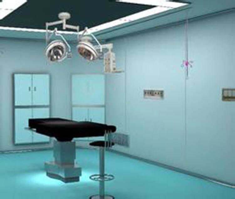 医院防辐射室