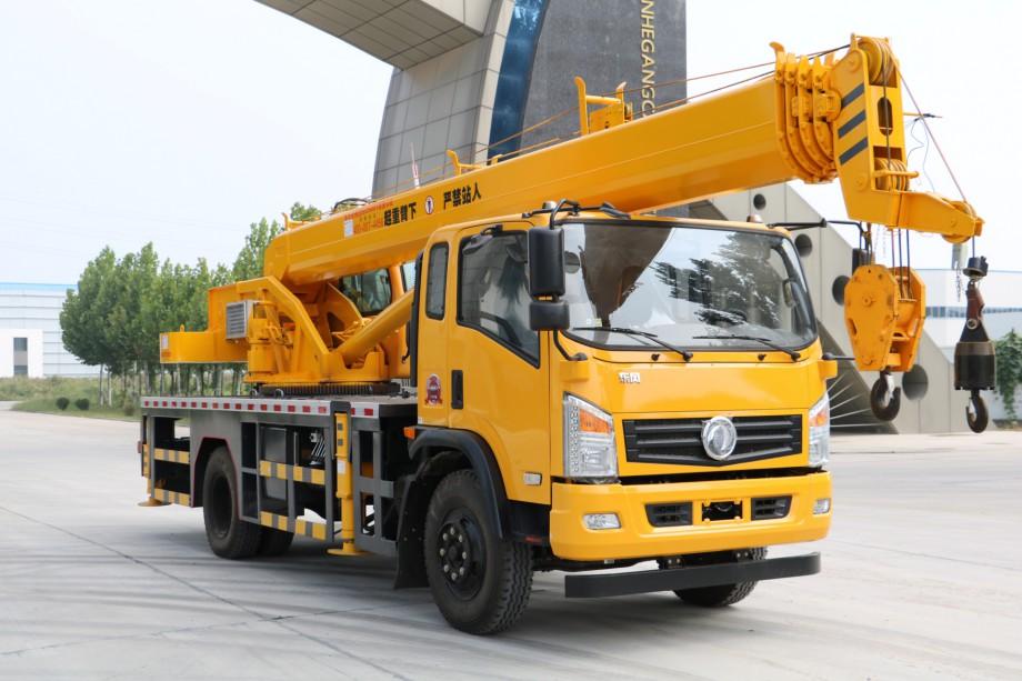 东风12吨汽车吊