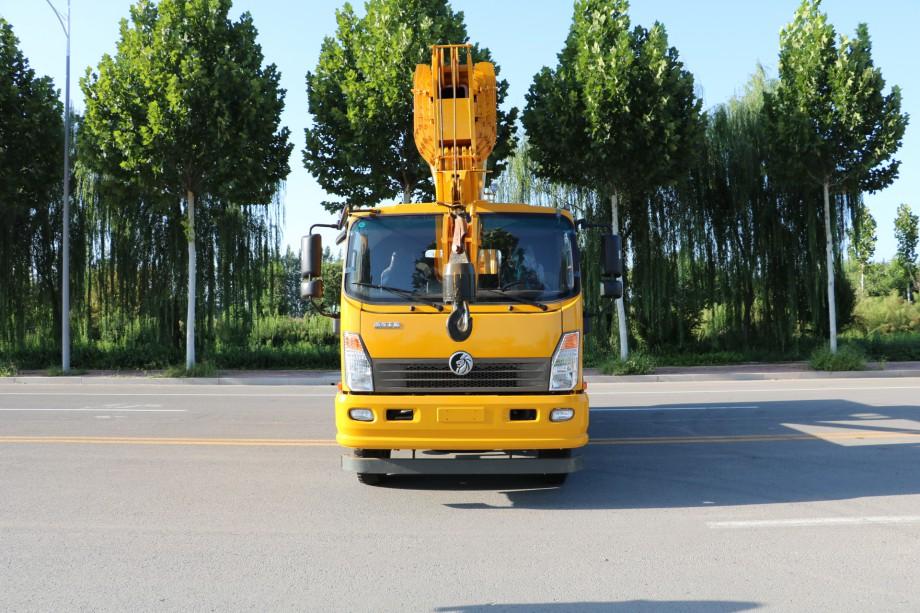 重汽16吨汽车吊