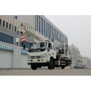 全新升级款福田8吨