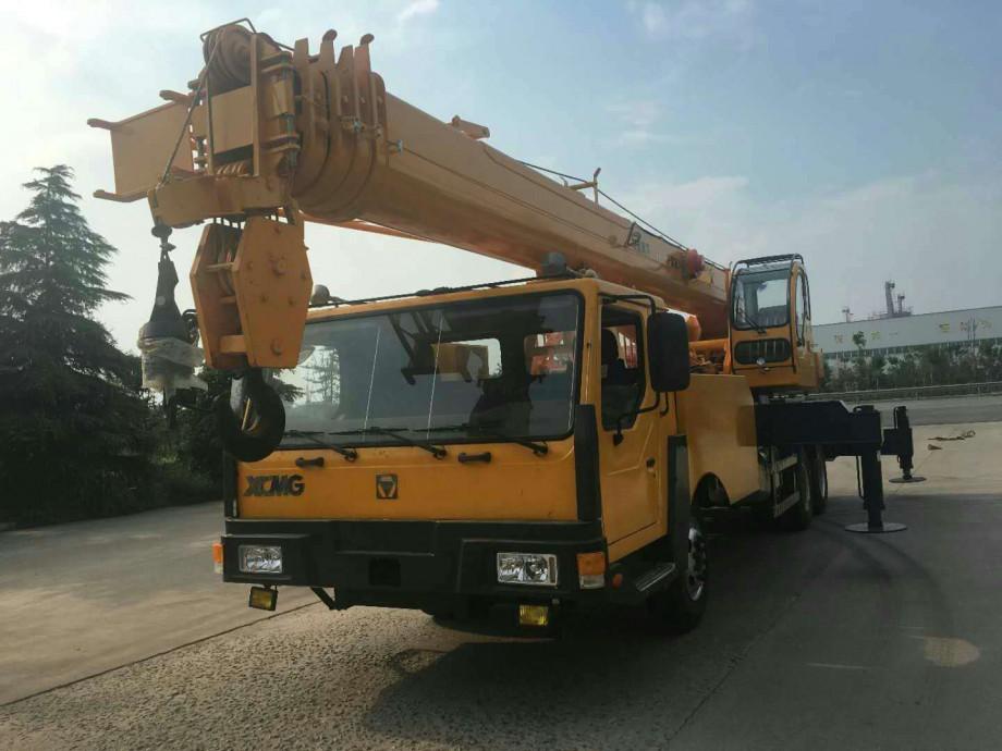 XFK-25吨汽车吊