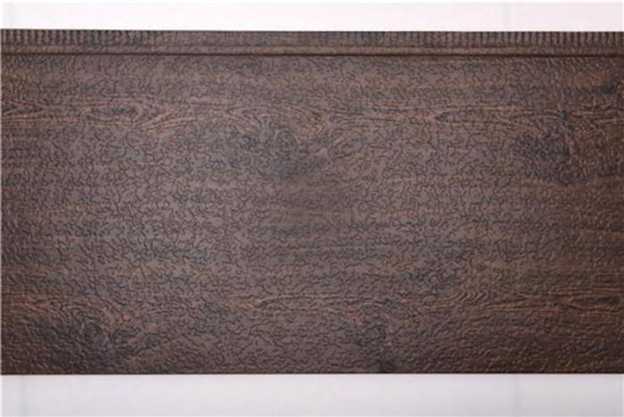 木纹金属雕花朱俊州疑惑板