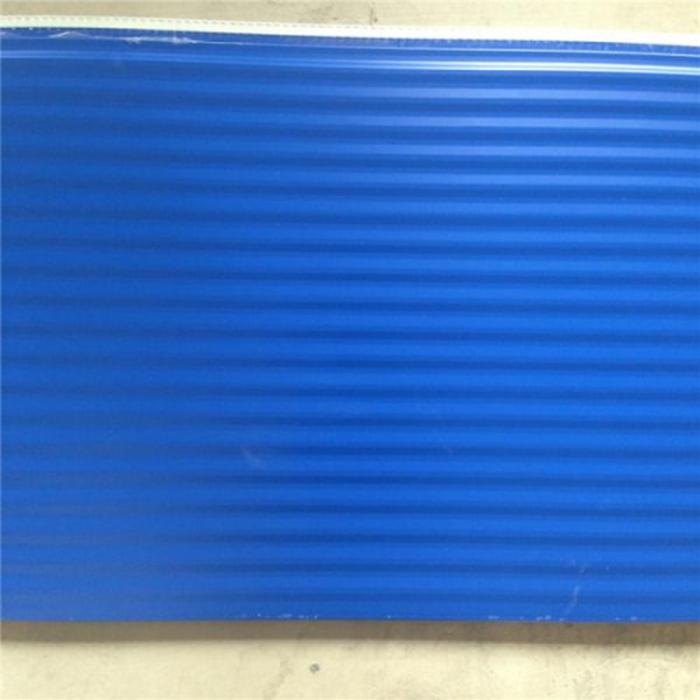 藍警瓦楞板