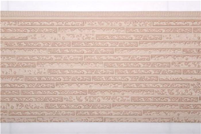 長條石紋金屬雕花板1