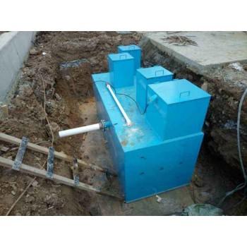 地埋式生活汙水處理設備