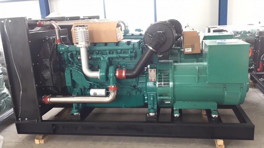200kw潍柴发电机