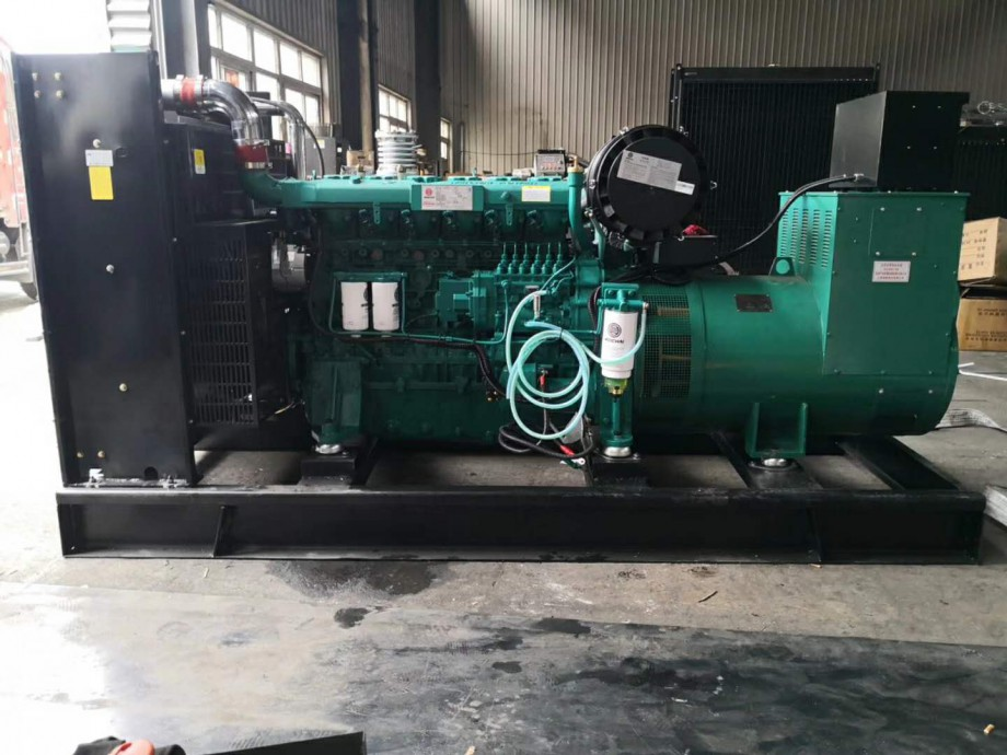 300kw潍柴发电机