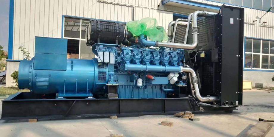 700kw潍柴发电机
