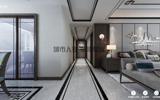中華城192m2新中式-劉曉梅