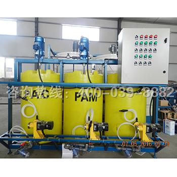 PAC PAM一体化加药装置