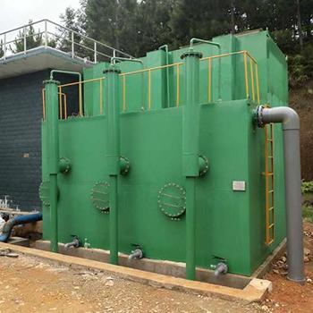 农村饮用水一体化净水设备