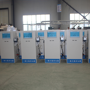 二氧化氯投加器