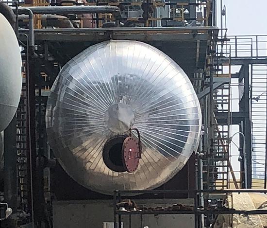 化工厂保温用铝卷
