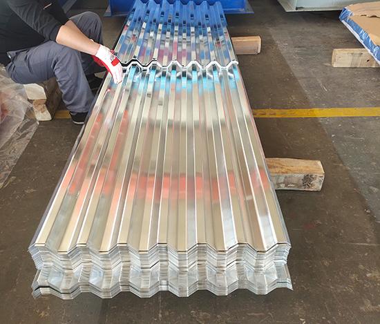 750型铝瓦板